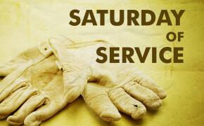 Saturday of Service