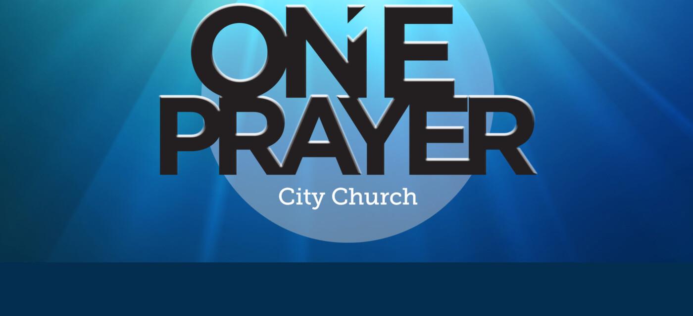 One Prayer Feb.2015